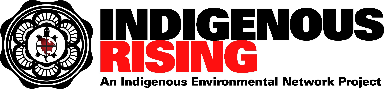 Indigenous Rising Logo
