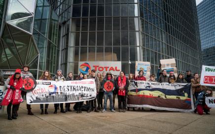 tar sands action