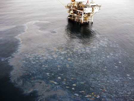 Royal Dutch Shell Spills Over 88,000 Gallons of Crude Oil in the Gulf of Mexico