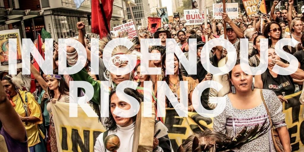 #IndigenousRisingDC Schedule / Events / Actions